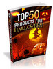 2011 Top Halloween Products Review