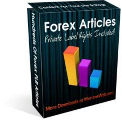 Product picture 25 High Quality Forex PLR Articles