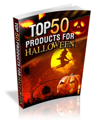 Product picture 2011 Top Halloween Products Review
